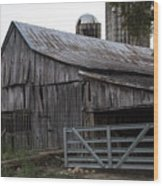 Antique Barn Wood Print