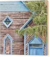 Antique Light Shop - Millville Delaware Wood Print