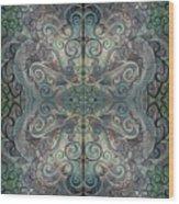 Antique Pastels Wood Print