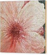 Antiquity Blossom Wood Print