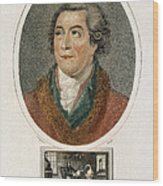 Antoine-laurent Lavoisier, French Wood Print