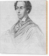 Antonin CarÊme (1783-1833) Wood Print by Granger