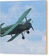 Antonov An 2 Wood Print
