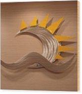 Anu Wood Print