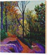 Ap 10 26 Wood Print