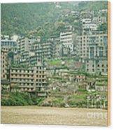 Apartments, China Wood Print