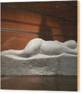 Aphrodite Wood Print