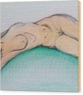 Aphrodite / Venus Wood Print