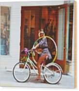 Spirit Of Key West #2 Wood Print