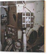 Apollo 13s Mailbox Wood Print