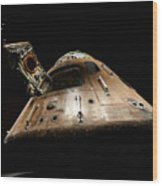 Apollo 14 Wood Print