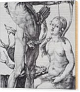 Apollo And Diana 1502 Wood Print