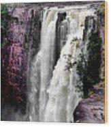 Aponwao Fall Wood Print