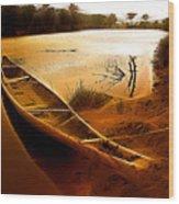 Aponwao River  Wood Print