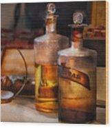 Apothecary - Magic Elixir  Wood Print