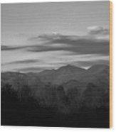 Appalachian Amor Wood Print