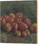 Apples Paris, September - October 1887 Vincent Van Gogh 1853 - 1890 Wood Print