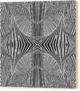 Apprehensions Wood Print