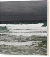Approaching Storm 8 Wood Print