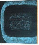 Approaching The Photon Belt B Wood Print