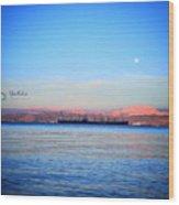 Aqaba  Wood Print