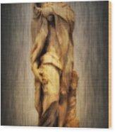 Aqualung Wood Print