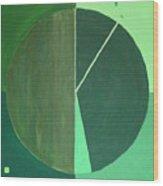 Aquifer # 10 Wood Print