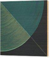 Aquifer # 12 Wood Print