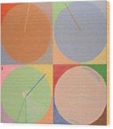 Aquifer # 2 Wood Print