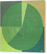 Aquifer # 9  Wood Print