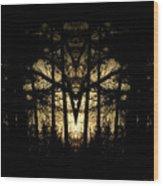Arakhne Wood Print