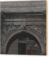Arch Of Septimius Severus Wood Print