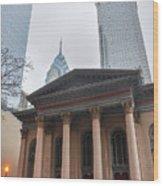 Arch Street Presbyterian Church - Philadelphia Wood Print