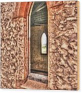 Arch To Arch. Wood Print by Ian  Ramsay