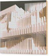 Arch1 Wood Print