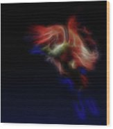 Archangel 2 Wood Print