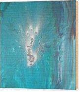 Archangel Sandelphon Wood Print