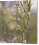 Archer's Bouquet Wood Print
