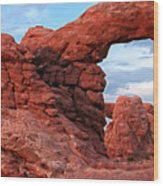 Arches 11 Wood Print