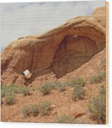 Arches Formation 40 Wood Print