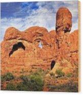 Arches Landscape 3 Wood Print
