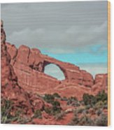 Arches National Park 1 Wood Print