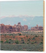 Arches National Park 19 Wood Print