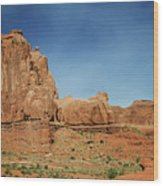 Arches National Park 2 Wood Print