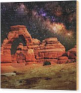 Arches National Park 44 Wood Print