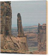Arches National Park 5 Wood Print