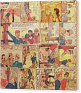 Archie Comics Wood Print
