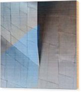 Architectural Reflections 4619e Wood Print