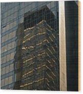 Architectural Art Wood Print