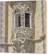 Architecture Background Sintra Wood Print